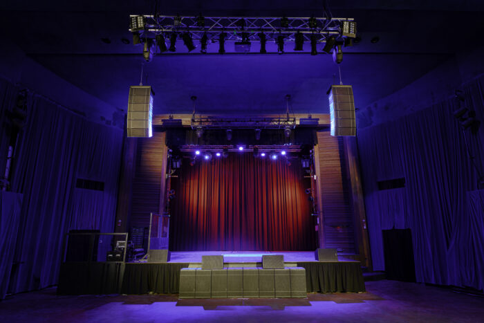 The Historic Orpheum Theater in Flagstaff, Arizona has Installed New State of the Art Sound System
